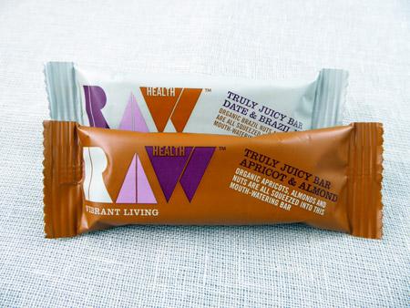 """""""Raw Health"""" sveikuoliškų batonėlių apžvalga"""