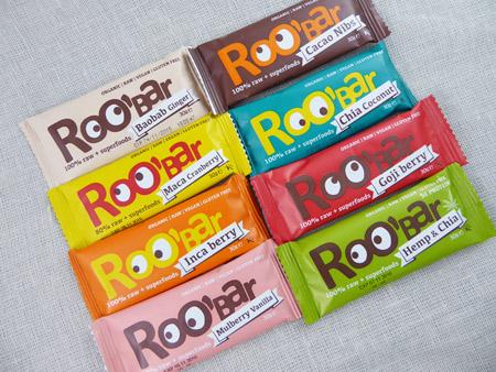"""""""Roo'Bar"""" sveikuoliškų batonėlių apžvalga"""