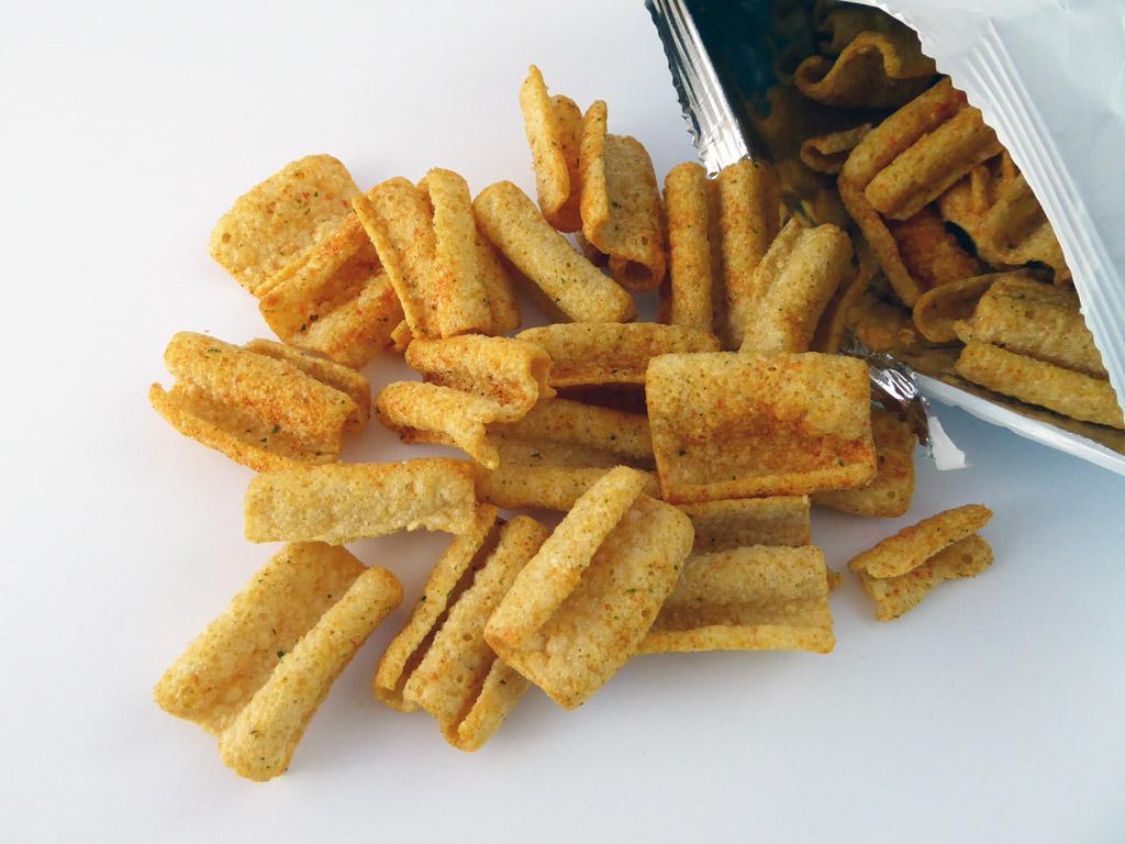 Eat Real: Quinoa Chips (Bolivinės balandos traškučiai su čili pipirais ir laimu)