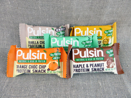 """""""Pulsin"""" sveikuoliškų batonėlių apžvalga"""