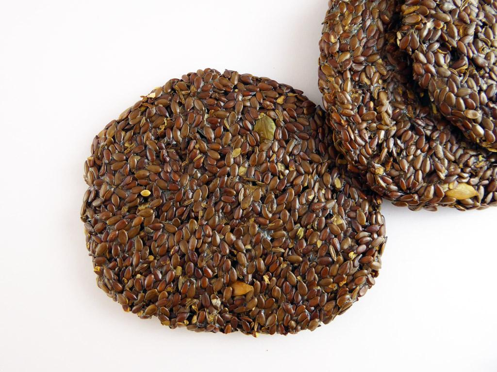 """""""Du Medu"""" linų sėmenų sausainiai"""
