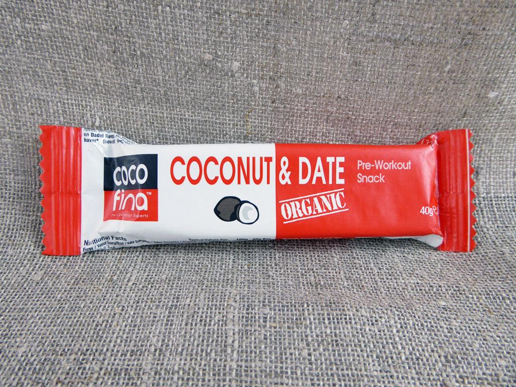 """""""Cocofina: Coconut & Date"""" (Kokosas ir datulės)"""