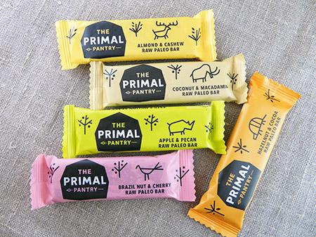 """""""The Primal Pantry"""" sveikuoliškų batonėlių apžvalga"""
