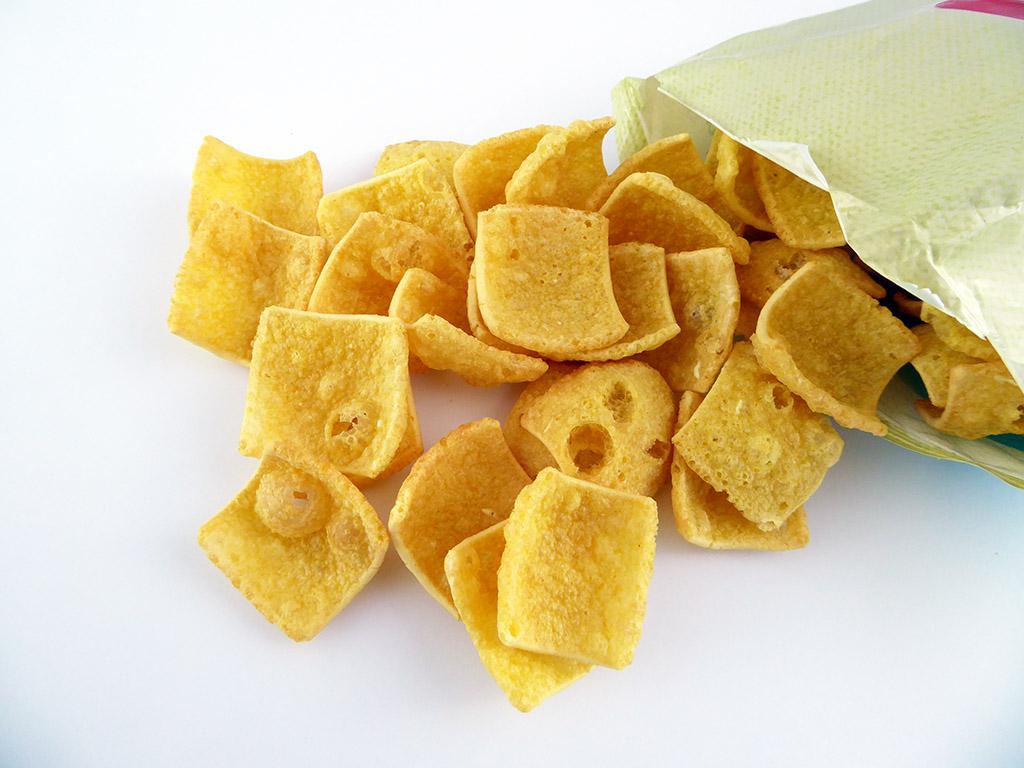 Lima: Lentil Chips (Lęšių traškučiai su druska)