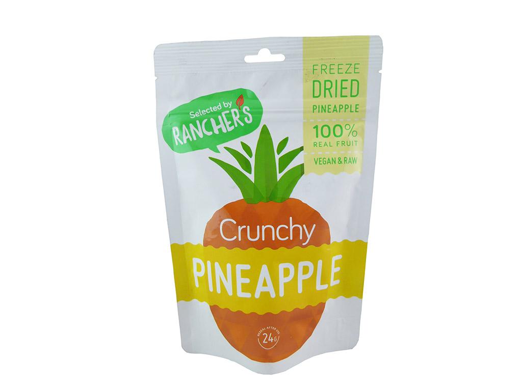 Rancher's: Pineapple (ananasai, išdžiovinti šaldant)