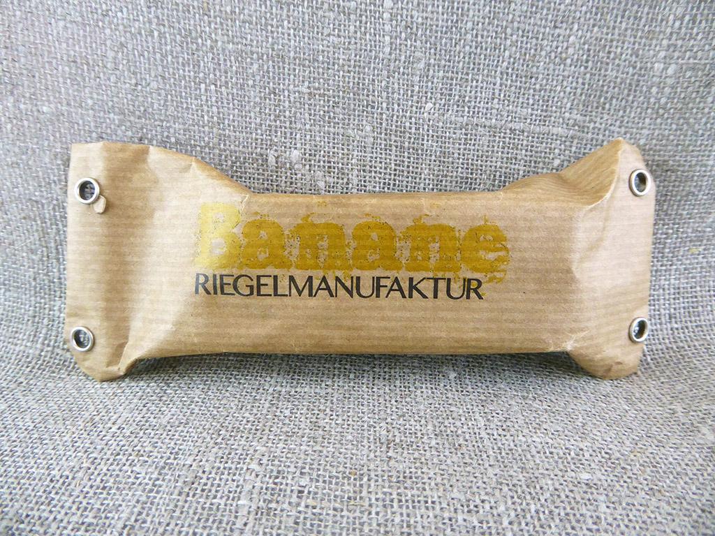 """Riegelmanufaktur: Banane"""