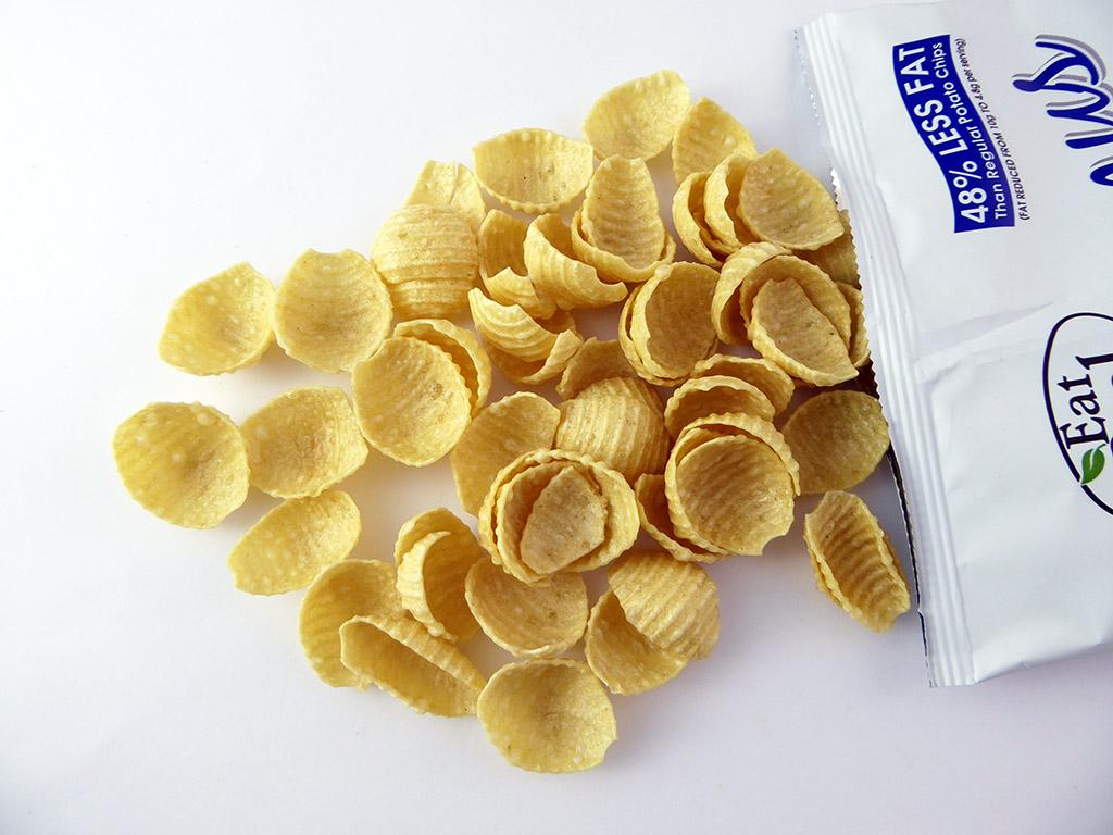 Eat Real: Hummus Chips (Avinžirnių traškučiai su jūros druska)