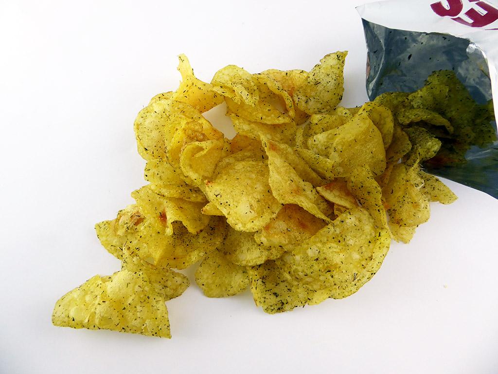 Torres: Mediterranean Herbs (Bulvių traškučiai su Viduržemio jūros žolelėmis)