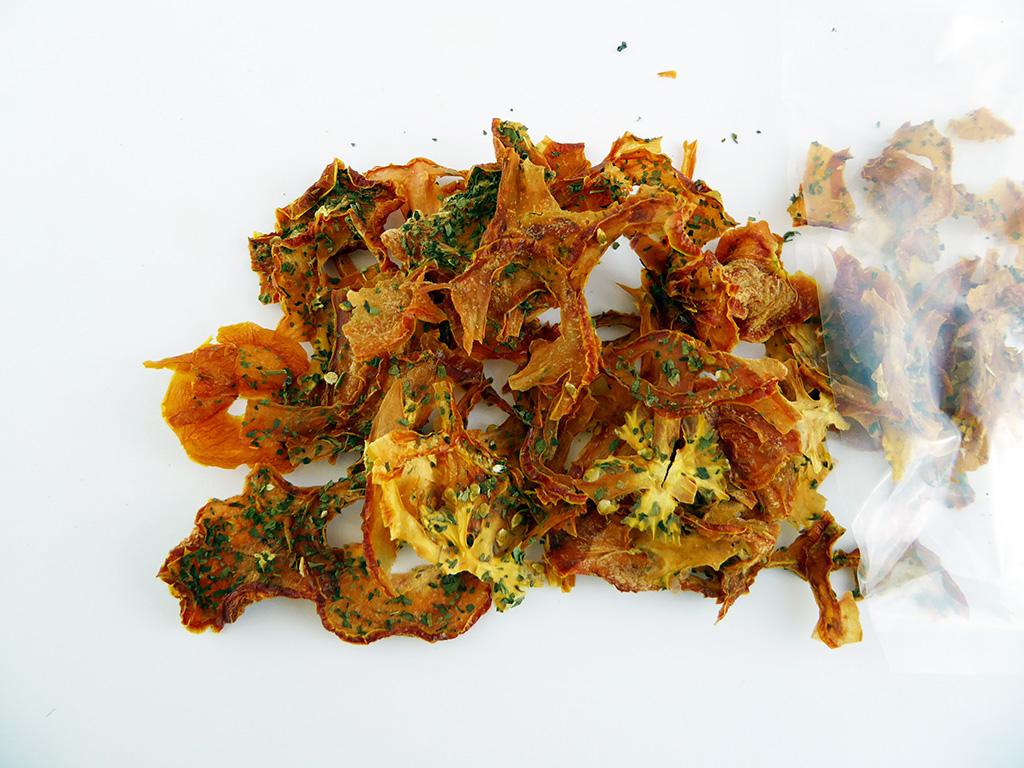 The Beginnings: Tomato Chips (Pomidorų traškučiai)