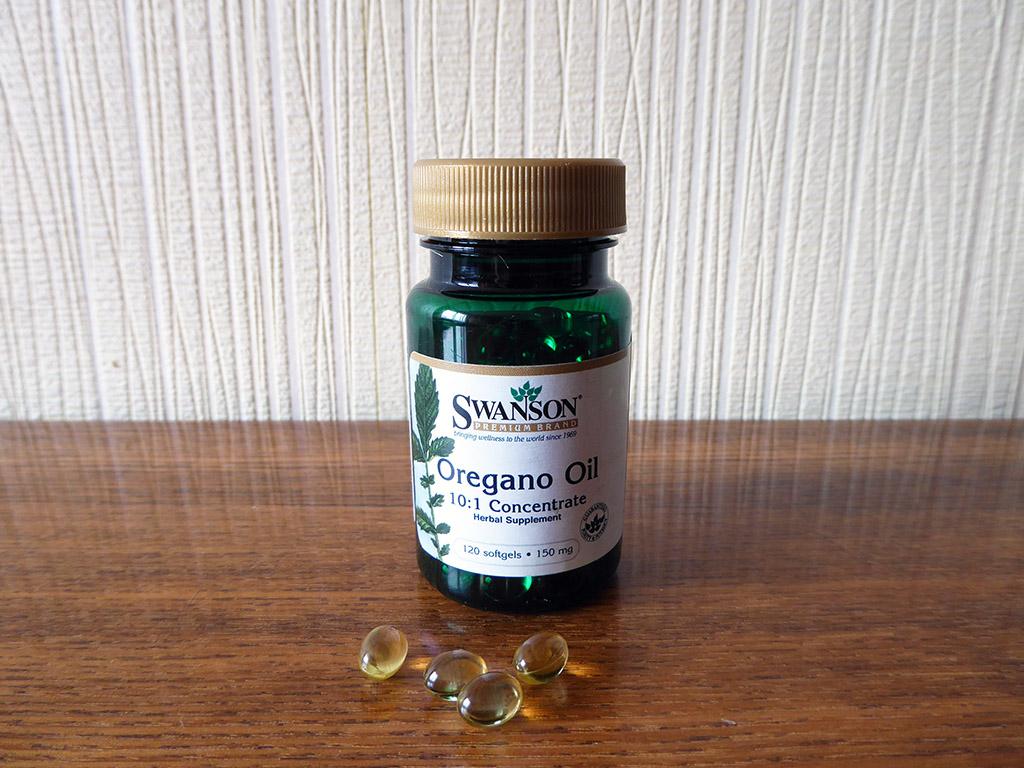 """Raudonėlio aliejus """"Swanson: Oregano Oil"""""""