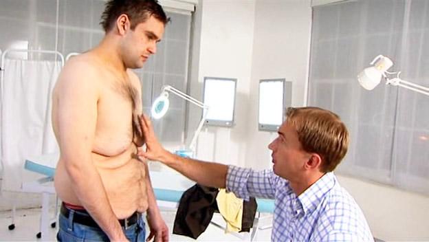 """Serialas """"Embarrassing Bodies"""" (2008), S01, E01"""