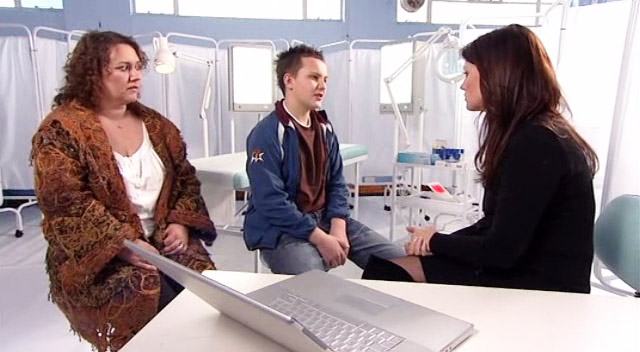 """Serialas """"Embarrassing Bodies"""" (2008), S01, E04"""