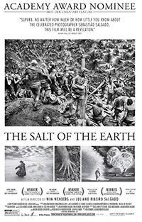 The Salt of the Earth (2014) / Žemės druska