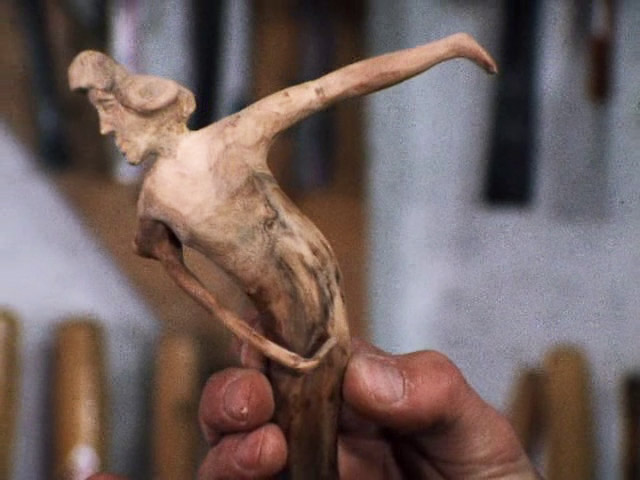 The Great Ecstasy of Woodcarver Steiner (1974)